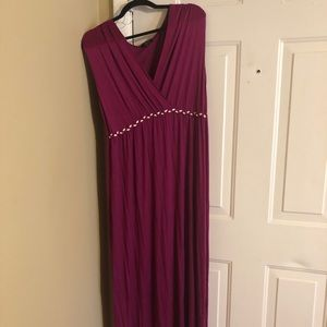Dresses & Skirts - Fuchsia Stunner Maxi Dress